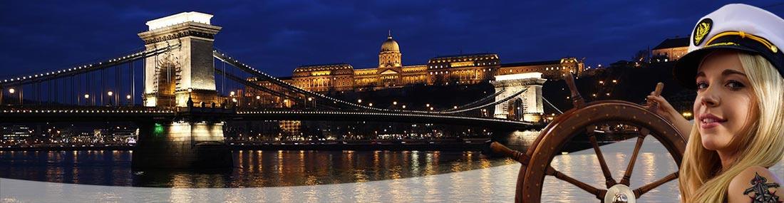 Budapest Boat Rentals banner