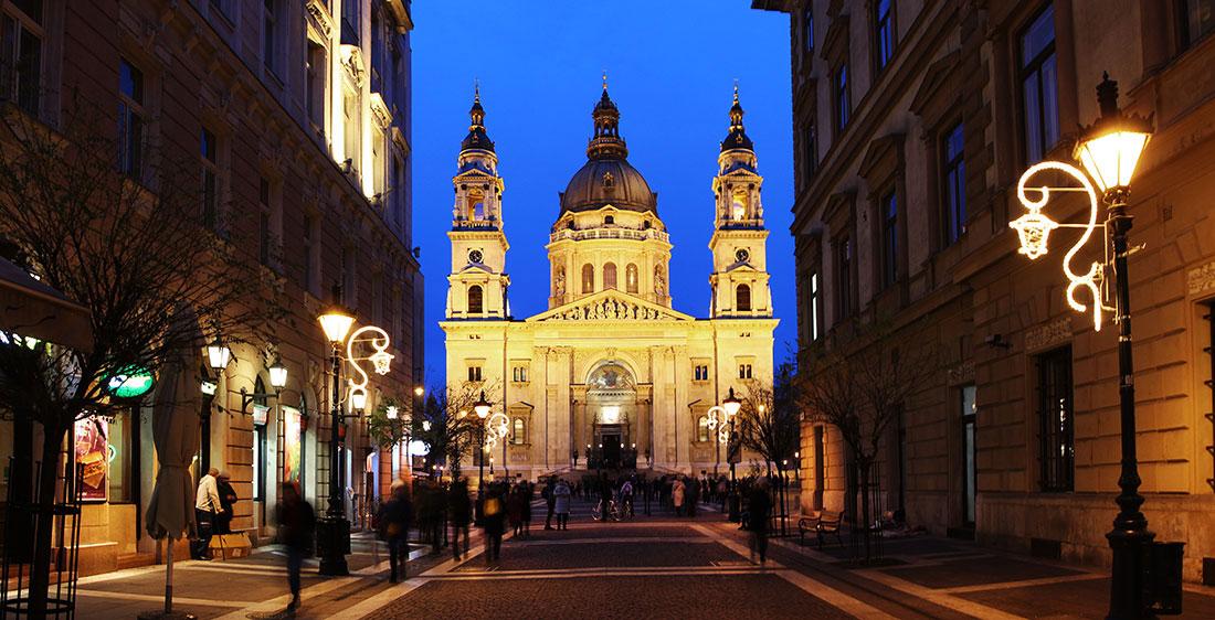 Budapest Basilica free stock photo