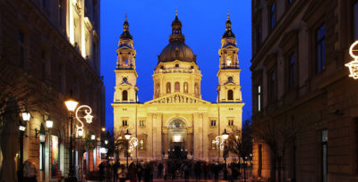 Budapest Basilica free stock photo