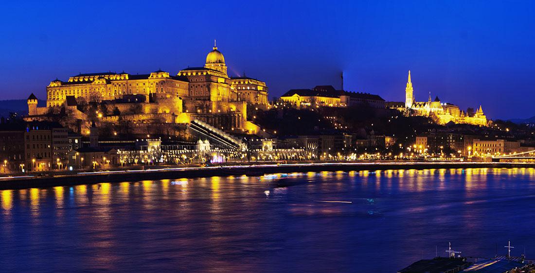 Budapest Castle free stock photo