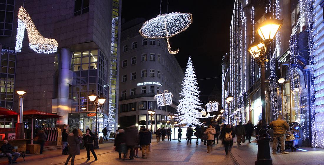 Budapest Fashion street free stock photo