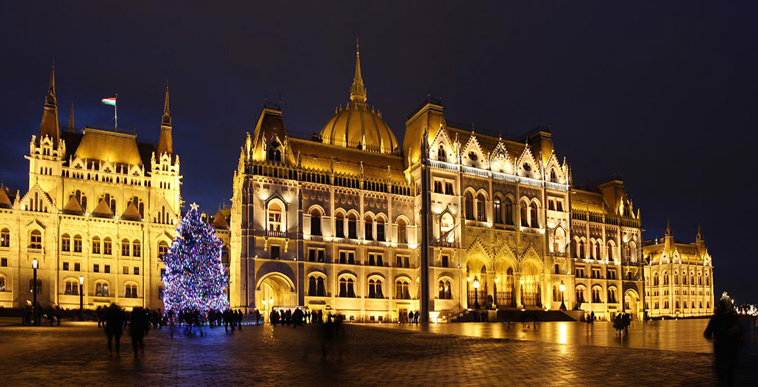 Budapest Parliament free stock photo