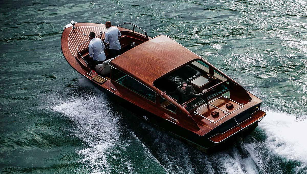 Dunarama boat